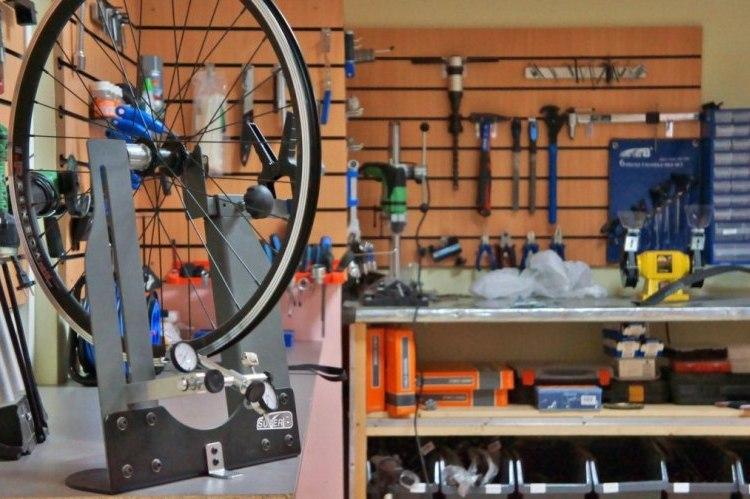 Ремонт и сервис велосипедов